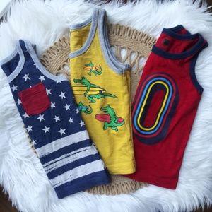 Baby GAP Top Bundle Lot Sz 18/24 Months